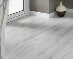 Extensive range of parquet flooring in Edinburgh, Glasgow, London. Parquet flooring delivery within the mainland UK and Worldwide. White Oak Laminate Flooring, White Wood Floors, Wood Laminate, Kitchen Flooring, Hardwood Floors, Oak Flooring, White Flooring, Modern Flooring, Amtico Flooring