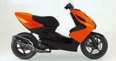 Yamaha Aerox Custom