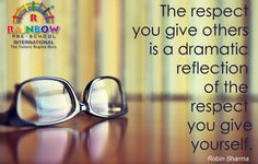 """Citations De Robin Sharma Description """"The respect you give others is dramatic reflection of the respect you give yourself"""" -Robin Sharma Robin Sharma, Respect Others, Respect Yourself, Respect Women, Wealth Affirmations, Positive Affirmations, Great Quotes, Quotes To Live By, Quotes Quotes"""