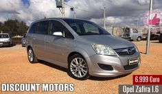Opel Zafira 1.6 - DISCOUNT MOTORS http://affariok.blogspot.it/