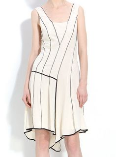 Rag and Bone Sophie Dress - A white dress not for weddings (or WASPS).