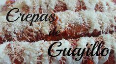 Deliciosas Crepas de Guajillo 🔪FOZITA INIESTA🔪