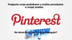 Pinterest je pomerne nová sociálna sieť. Je často popisovaná ako virtuálna nástenka, ktorá funguje ako online kniha na vlepovanie výstrižkov. Táto stránka pre zdieľanie fotografií umožňuje užívateľom vytvárať a zdieľať zbierky rôznych obrázkov. Tieto obrázky môžu byť umiestnené na webe, pretože môžu byť vaše vlastné výtvory. Pc Mouse, Internet, Website, Tips, Hacks