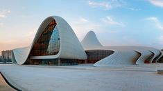 The A-To-Zaha List: 7 Of Hadid's Best Buildings