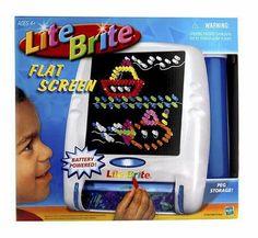 Lite-Brite Flatscreen - White Hasbro https://smile.amazon.com/dp/B0007CKADI/ref=cm_sw_r_pi_dp_x_EhPdyb1SPHN3V