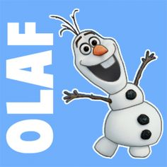 How to Draw Olaf from Frozen with Easy Steps Tutorial