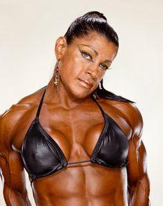 Female Bodybuilders von Martin Schoeller