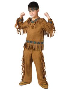 Native American boy costume. These are so cute!