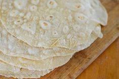 Sourdough Tortillas- These are so good! My husband thought they were from the grocery store!   www.reformationacres.com
