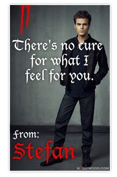 The Vampire Diaries Valentine