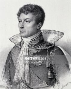 Portrait of Geraud Christophe Michel Duroc , French general during the Napoleonic Wars and the Duke of Friuli, engraving. French General, Napoleonic Wars, Duke, Novels, Portrait, World, Illustration, Fictional Characters, Image