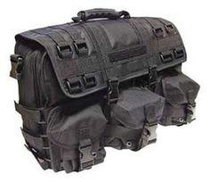 "PS Products Overnight SPOPCB Range Bag, 17""X12""X6"""