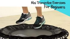 Trampoline provides low impact exercises for the muscles, bones and cardiovascular system. We have discussed here a list of mini trampoline exercises for beginners. Mini Trampoline Workout, Rebounder Trampoline, 10 Minute Workout, Gym Workout Tips, Rebounder Workout, Exercise Workouts, Beginners Cardio, Low Impact Workout, Sweat It Out