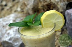Mango-Lupinen-Lassi #vegan & #sojafrei