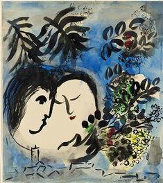 Chagall. Love and Life - Castello ursino - Catania