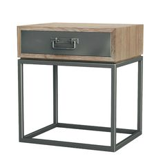 Found it at Wayfair - Simplicity 1 Drawer Nightstand