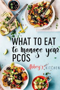 I discuss the research on the PCOS diet and what to eat if you want to better manage your polycystic ovary syndrome symptoms without dieting. Healthy Food Habits, Healthy Recipes, Healthy Tips, Health And Fitness Tips, Health And Nutrition, Pcos Diet, Diet Reviews, Nutrition Articles, Good Foods To Eat