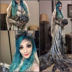 Corpse Bride unreal cosplay!