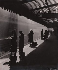 Tunbridge Wells Central Station in the 1950s. Photo by Neil Nevinson, former Courier photographer and father to Clare Hardy who uploaded this image.