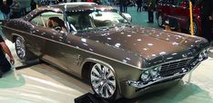 """Check Out This 1965 Impala """"The Imposter"""" Created By Chip Foose"""