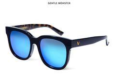 b593689fa976 DIDI D 01 Miller Blue. GENTLE MONSTER blend is.