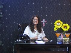 Your host Christine LoPiano