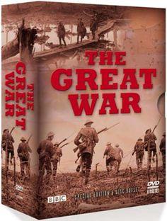 The Great War dvd set zavvi.com or the hut  bbc