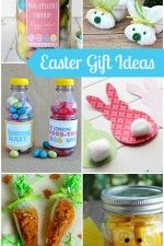 Easy easter hostess gift ideas easter easy and gift a collection of several quick and easy gifts for easter time lilluna negle Images