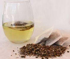 Organic Herbal Hair Tea Rinse, Condition and Shine Hair Treatment  For Dark Hair