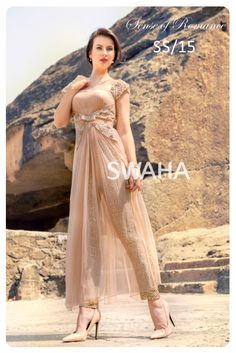 Swaha - Sense of Romance SS/15 for further enquiries mail us at swahaclothing@gmail.com
