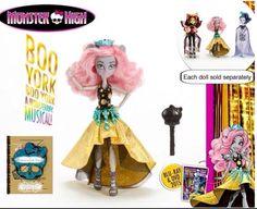 2015 New Monster High