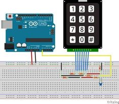 Arduino keypad with 1 Analog pin