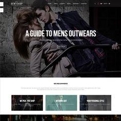 Pts GentShop Great Fashion Prestashop Theme | Prestashop Theme Download
