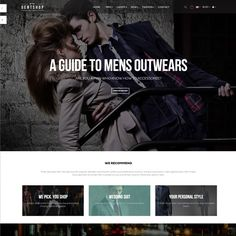 Pts GentShop Great Fashion Prestashop Theme | Prestashop Theme Download