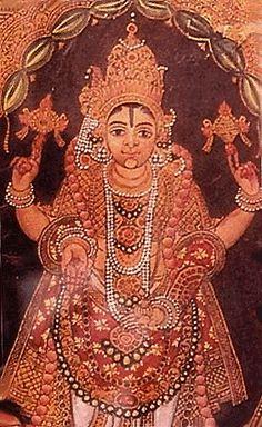 Mysore Traditional Paintings- Mysore School of Art Mysore Painting, Tanjore Painting, Traditional Paintings, Traditional Art, Temple India, Scratchboard Art, Buddhist Art, Indian Paintings, Indian Art