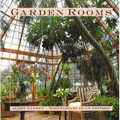 Garden Rooms: Greenhouse, Sunroom and Solarium Design Solarium, Conservatory, Herb Garden In Kitchen, Home And Garden, Tropical Greenhouses, Indoor Greenhouse, Greenhouse Ideas, Patio Interior, Glass House