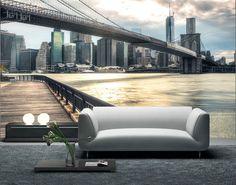 Fototapeta  - zdjęcie Nowego Jorku na ścianie.  http://ecoformat.com.pl/paryz-londyn-nowy-jork/