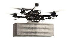 Flying robot construction