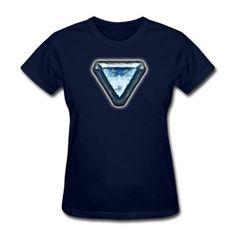 Level 3 Crystal Heart - Women's T-Shirt