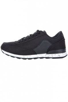 Oill Toledo Trainers Black | Men's Designer Trainers | Intro Clothing Designer Trainers, Black Men, Cleaning Wipes, Contrast, Footwear, Brand New, Sneakers, Clothing, How To Wear
