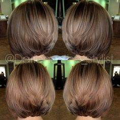 Analiza bellas ideas para el pelo corto | peinado simple y fácil