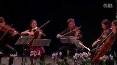 brahms string quartet - YouTube