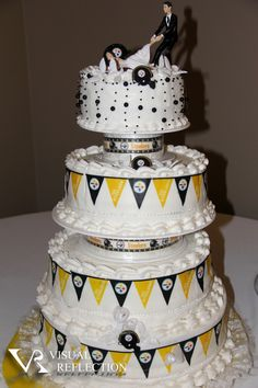Pittsburgh Steelers Football Wedding Cake Topper Sports Funny EBay