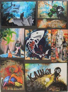 Tahiwi Trenor-Hunt  Welcome to NZQA Top Art
