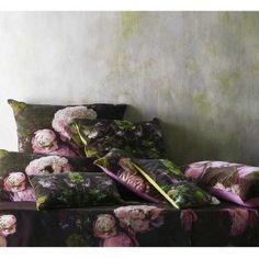 Floralism Velvet Cushions
