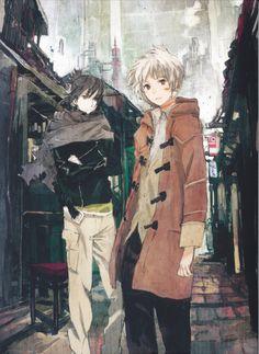 No.6 | Nezumi and Shion