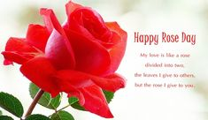 rose day unique quotes rose SMS messages rose day special lines rose day special quotes for her happy rose day 2020 rose day thoughts rose day Wishes rose day Quotes 2020 Rose day images Rose day images 2020 Rose day Quotes and wishes Valentines Day Sayings, Valentine Day Week, Happy Valentines Day Card, Love Message For Girlfriend, Girlfriend Quotes, Images Of Rose Day, Special Quotes For Her, Happy Rose Day Wallpaper, Rose Day Shayari
