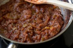 fig jam, step by step recipe for an easy fig jam made from fresh figs