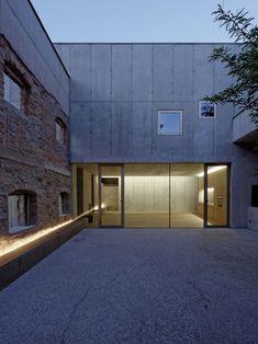 Hertl.Architekten · Gardenhouse - Refugium Laboratorium Klausur