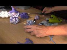 Levanduľová bábika - VIDEO Ako sa to robí.sk
